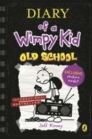 Old School (Diary Of A Wimpy Kid Book 10) (kartonnage)