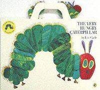 The Very Hungry Caterpillar: Giant Board Book (h�ftad)