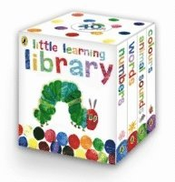 The Very Hungry Caterpillar: Little Learning Library (inbunden)