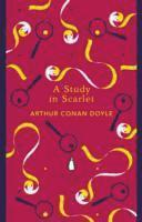 A Study in Scarlet (inbunden)
