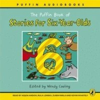 The Puffin Book of Stories for Six-year-olds (ljudbok)