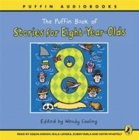 Puffin Book Of Stories Of Eight-Year-Olds (ljudbok)