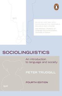 Sociolinguistics (e-bok)