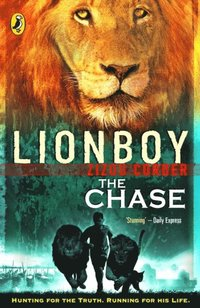 Lionboy: The Chase (inbunden)