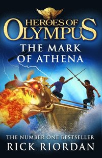 Mark of Athena (Heroes of Olympus Book 3) (e-bok)