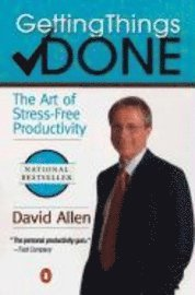 Getting Things Done: The Art of Stress-Free Productivity (pocket)