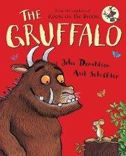 The Gruffalo (h�ftad)