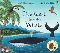 The Snail and the Whale (inbunden)