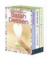 Sarah Dessen Gift Set (pocket)