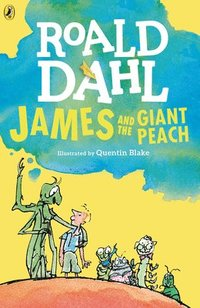 James and the Giant Peach (inbunden)