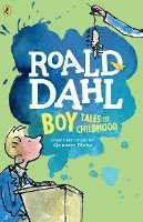 Boy: Tales of Childhood (kartonnage)