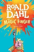 The Magic Finger (h�ftad)