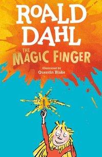 The Magic Finger (h�ftad)