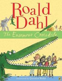 The Enormous Crocodile (h�ftad)