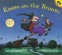 Room on the Broom (inbunden)