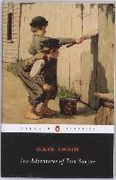 The Adventures of Tom Sawyer (h�ftad)