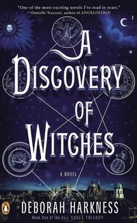 A Discovery of Witches (inbunden)