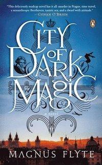 City of Dark Magic (h�ftad)