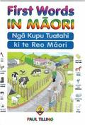 First Words in Maori