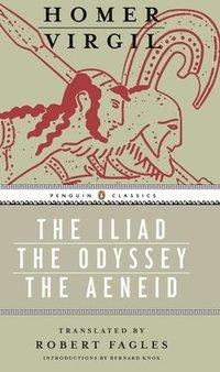 Iliad Odyssey & Aeneid Box Set (h�ftad)
