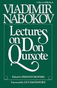 Lectures on 'Don Quixote'