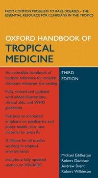 Oxford Handbook of Tropical Medicine (inbunden)