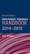 Blackstone's Employment Tribunals Handbook 2014-15