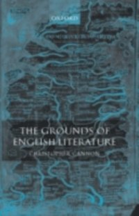 Grounds of English Literature (h�ftad)