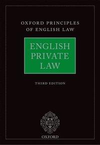 English Private Law (e-bok)