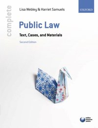 Complete Public Law (h�ftad)