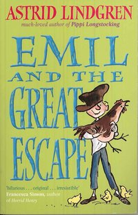Emil and the Great Escape (h�ftad)