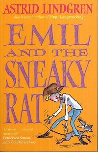 Emil and the Sneaky Rat (h�ftad)