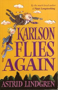 Karlson Flies Again (h�ftad)