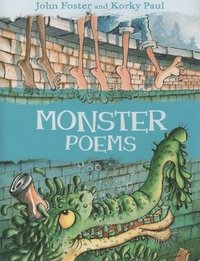 Monster Poems (h�ftad)