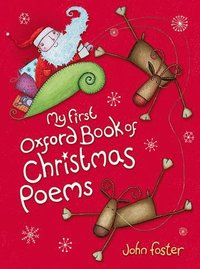 My First Oxford Book of Christmas Poems (h�ftad)