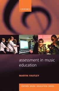 Assessment in Music Education (häftad)