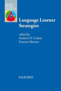 Language Learner Strategies: 30 years of Research and Practice (inbunden)