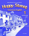 American Happy Street 1: Activity Book