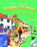 American Happy Street: 2: Student Book with MultiROM