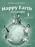 American Happy Earth 1: Activity Book