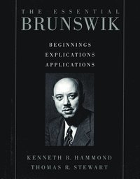 The Essential Brunswik (inbunden)