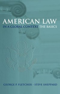 American Law in a Global Context (e-bok)