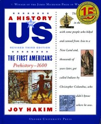 A History of US: The First Americans: A History of US Book One (häftad)
