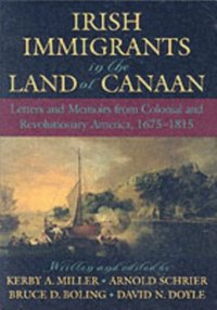 irish immigrants in early america essay Charles hirschman surveys the history of immigration in america in an   throughout the nineteenth century, irish and german americans,.