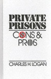pros and cons of prison privatization essay Prison privatization prison privatization this paper deals with issues of privatization of prison and the pros and cons of the subject matter first, what is prison privatization.