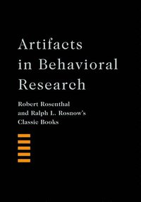 Artifacts in Behavioral Research (h�ftad)