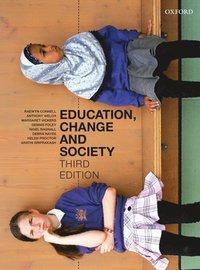 Education, Change and Society (häftad)