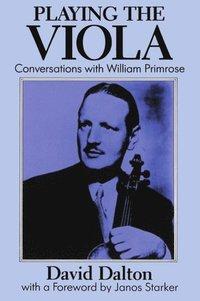 Playing the Viola (h�ftad)