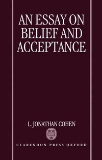 Essay on acceptance