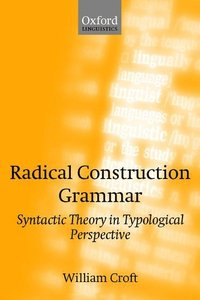 Radical Construction Grammar (h�ftad)